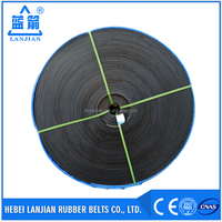 China Top 10 High Quality rubber conveyor belt price,rubber belt conveyor professionally for food/ore industry