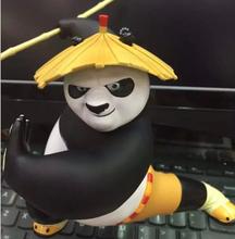 2016 16CM KungFu  Panda 3  PVC Action Figure Kung Fu Panda Toys as Gift   IA0043