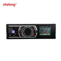 Car Stereo with Bluetooth,In-Dash Single Din Car Radio, Car MP3 Player USB/SD/AUX/Wireless Remote Control Included 6023