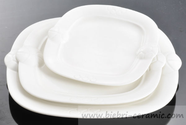Wholesale All Size Ceramic Porcelain Bone China Salad Dessert Side ...