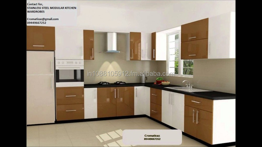 Modular Kitchen   Buy Modular Kitchen Designs For Small Kitchens Product On  Alibaba.com