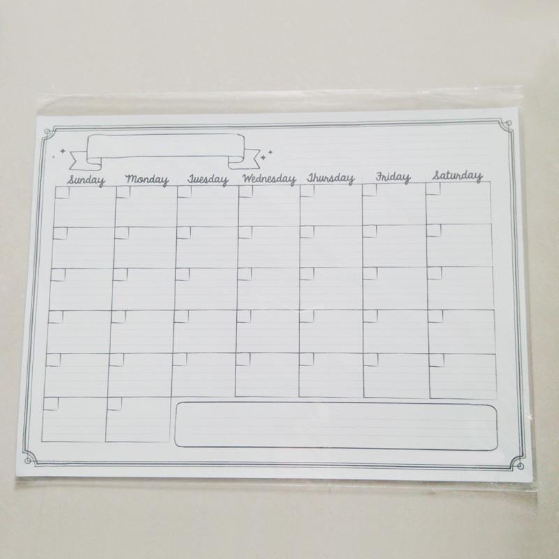 A4 modell zeichnung menü planer druckbare woche planer vorlage ...