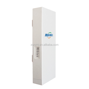 3km-5km 5.8Ghz outdoor cpe Rj45 wireless outdoor indoor cpe bridge for Communication industry
