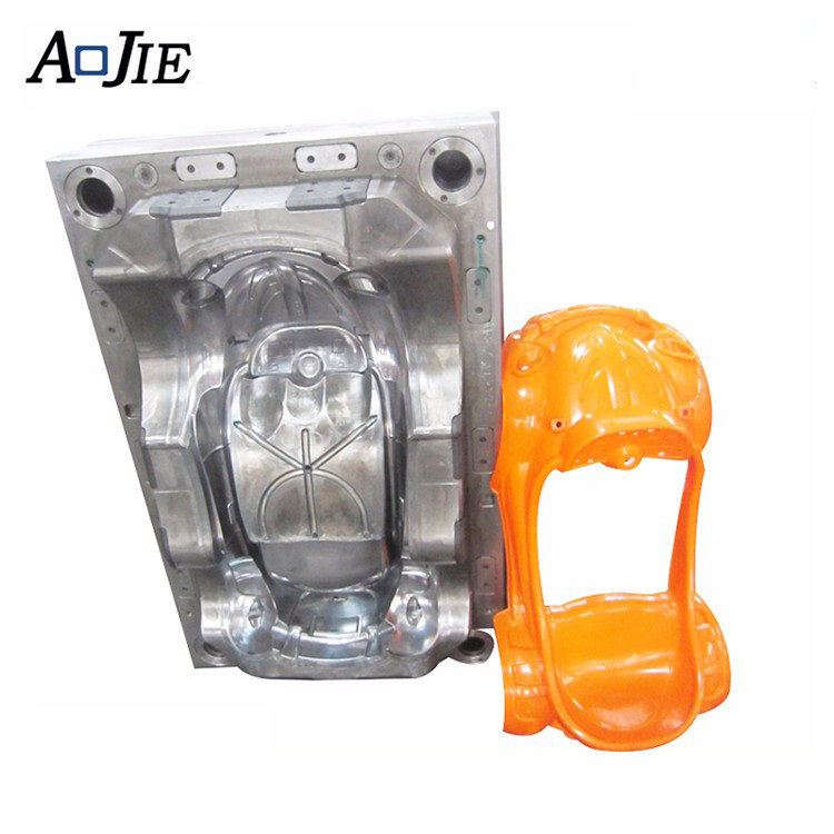 Trade Assurance Customized Baby Carrier Plastic Parts Mould