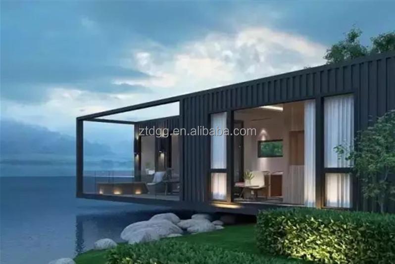 China de lujo casas de contenedores para la venta de casas - Casas prefabricadas contenedores ...
