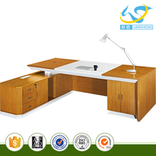 Brief Functional Workstation Desk Providing Top Office Desk Hardware Parts