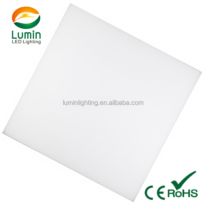 Factory price high lumen no flicker frameless 60x60 60W LED light panel