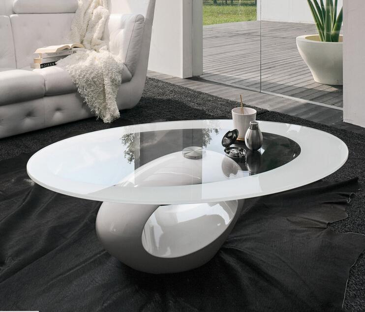 Living Room Furniture Lelgant Design Glass Center Table