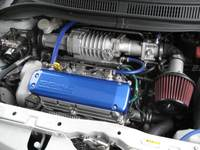 Supercharger Kit For Suzuki Swift