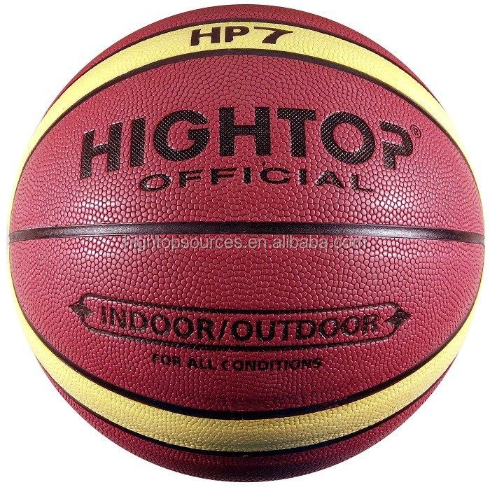 laminated basketball / synthetic leather basketball/good quality basketball