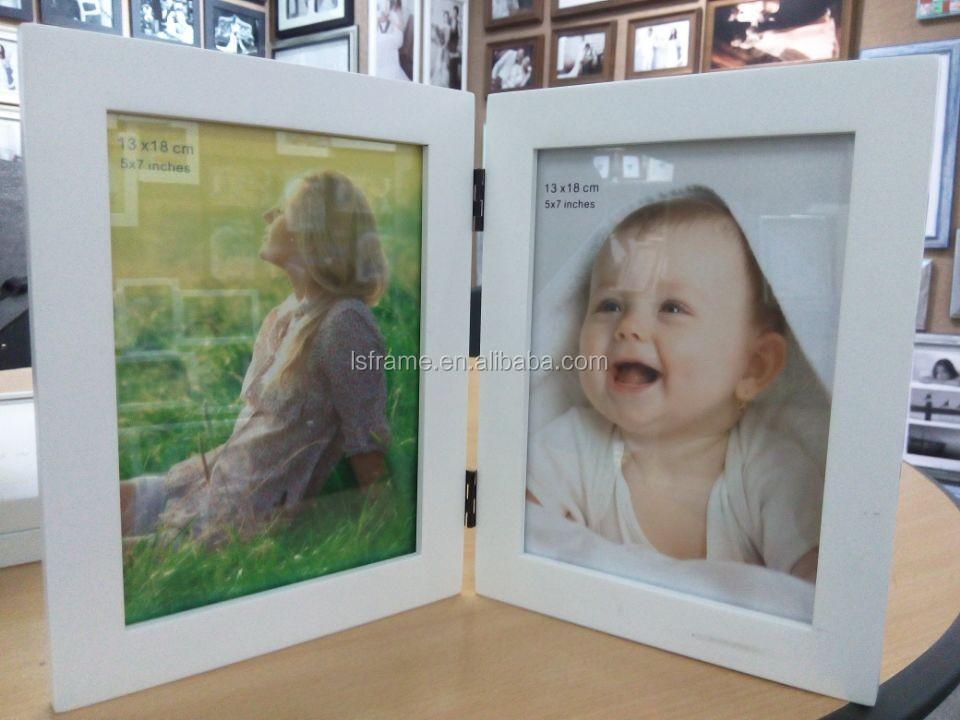 Calidad Grande Árbol De Familia Collage De Madera Marcos De Fotos ...