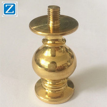 China Supplier Custom Brass Hot Forging Machining Parts
