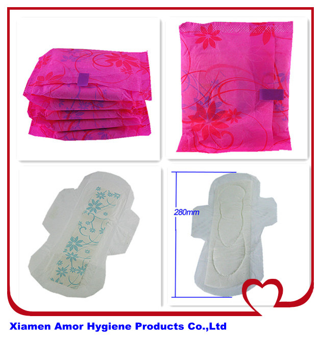 High Absorbent Children Sanitary Pads,Good Sanitary Pad