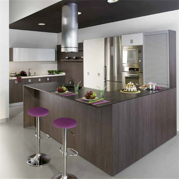 With Dinner Table High Gloss Acrylic Faced Mdf Kitchen Cabinet Door