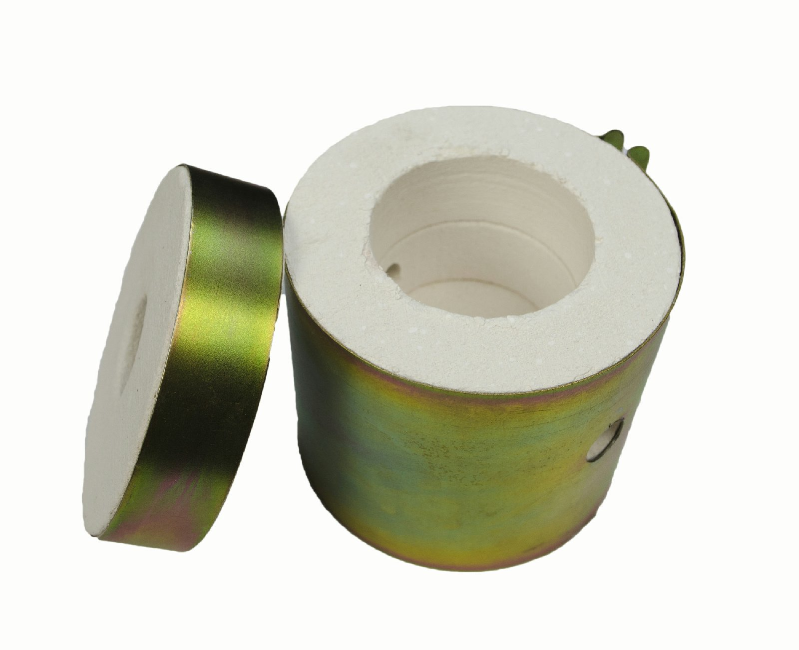 Fast Furnace Gold & Silver Melting Kiln - Mini Propane Gas - MADE in the USA