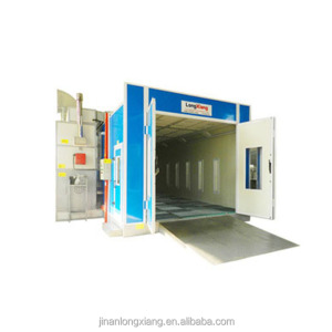 LX-3F Used Auto Spray Painting Oven Price Used Spray Baking Oven for Sale Auto Spray Paint Booth for Sale