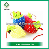 Reusable Folding Fruit Shopping Bag