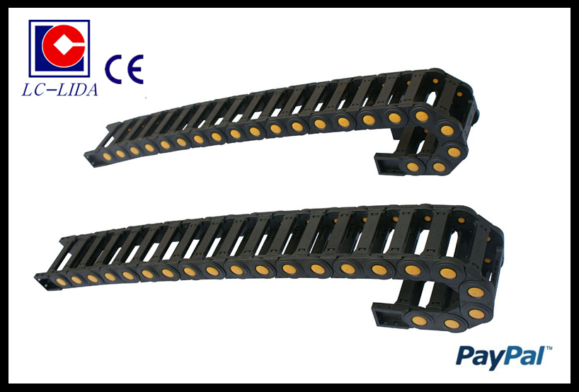 Flexible Cable Track : Lx cnc machine flexible cable track buy
