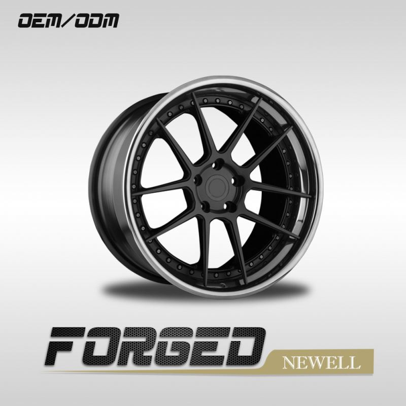 Forged Pcd 5-114.3 Alloy Rim Wheels Made In Taiwan Rim For Mercedes