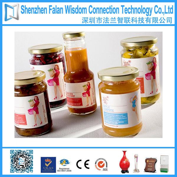 coconut oil bottle label food jar label private bottle label buy