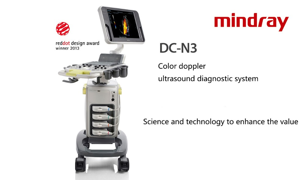 Mindray Dc-n3 Ecografo 4d Hot Selling Good Price Of The Ultrasound ...