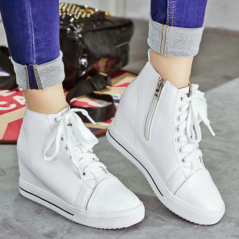 12ceb42756 China Women High Heel Sneaker Shoes, China Women High Heel Sneaker Shoes  Manufacturers and Suppliers on Alibaba.com
