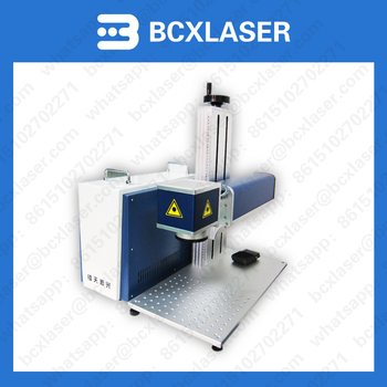 metal portable fiber laser marking machine for sale
