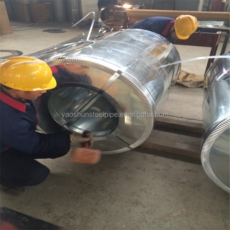 competitive price astm a792 alu zinc coated az 150 galvalume steel coil