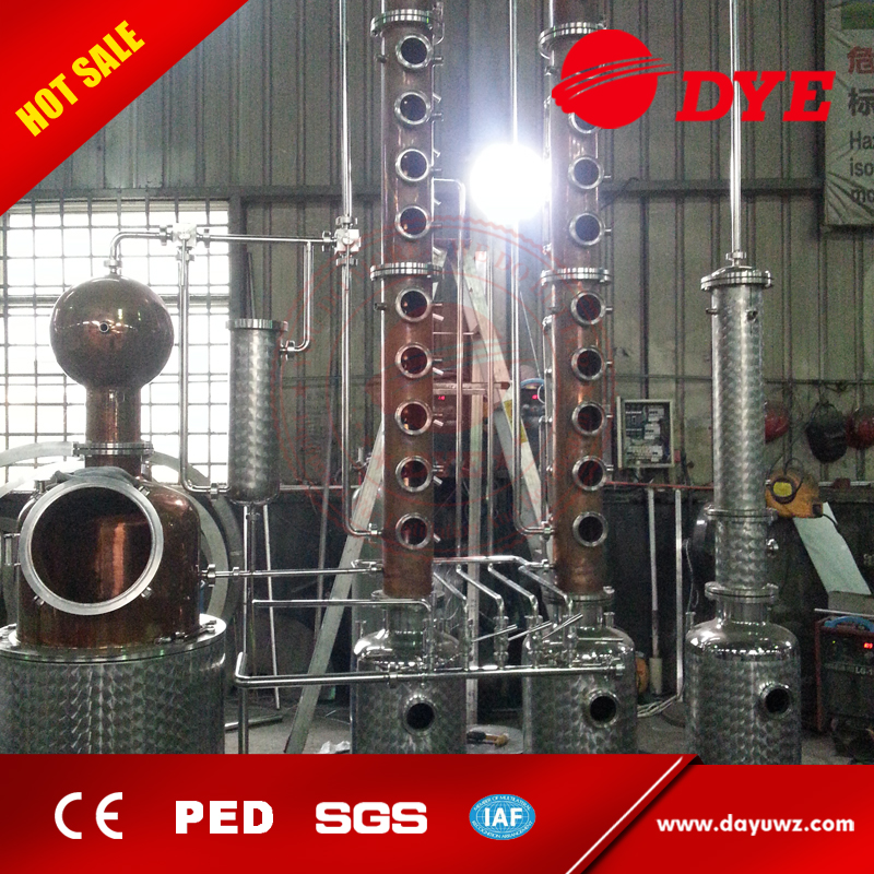 2017 Hot Selling Factory industrial distillation column