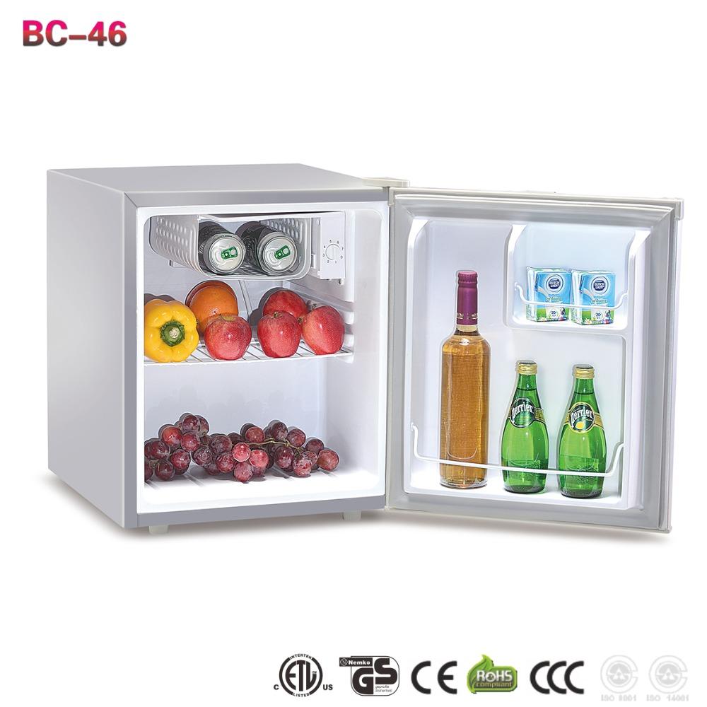 Bc -46 Mini Bar Fridge/mini Refrigerator - Buy Mini Refrigerator Price,Refrigerator,Desktop Mini Fridge Product on Alibaba.com