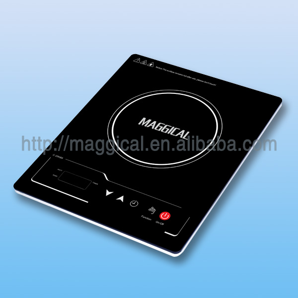 Kitchen appliance electric induction with a good price which made in china