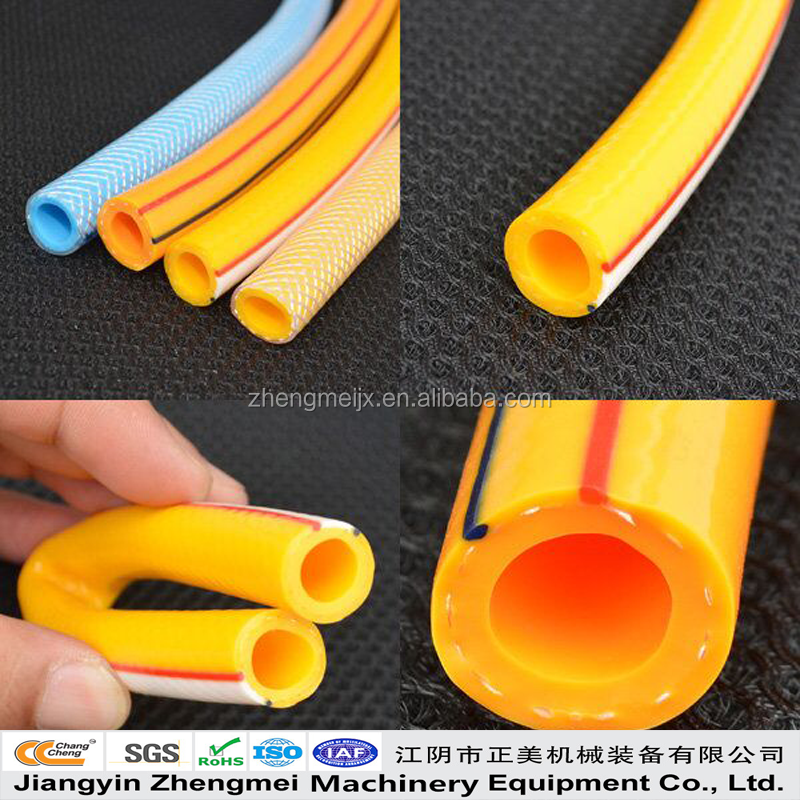 colorful/great quality pvc water pipe/clean hose/garden hose