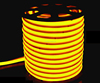 110V/220V/24V SMD2835 50m 120leds/m Single Color Waterproof Flexible Rope Led Neon Light