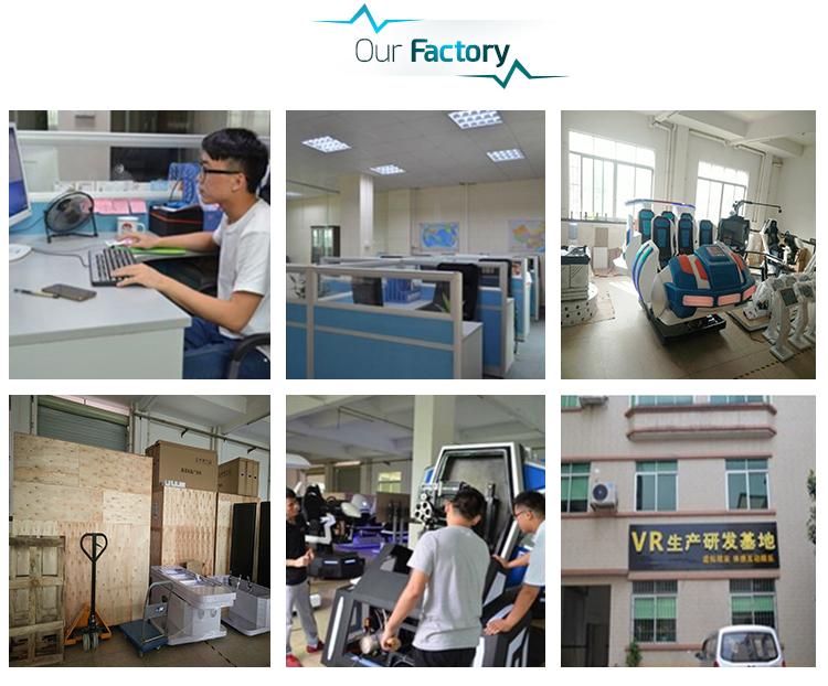 אטרקציות בסין htc vive vr אוזניות viulux vr למכירה