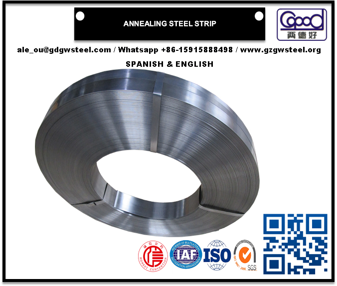 Annealing Crc Cold Rolled Steel Sheet In Coil - Buy Bright Anneal Cold  Rolled Steel En10130,Cold Rolled Closed Annealed Steel Coil,Annealed Steel