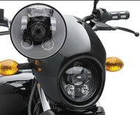 """HOT SALE"" 5-3/4"" 5.75 inch Motorcycle Projector Harley Daymaker 5-3/4 inch headlight Harley Dyan Motorcycle 5 3/4 led headlight"