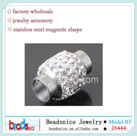 Beadsnice ID 28444 stainless steel magnetic clasps