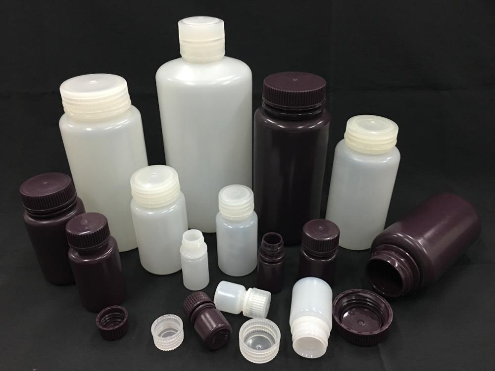 Bottle -SBS Standard-HDPE material, linerless
