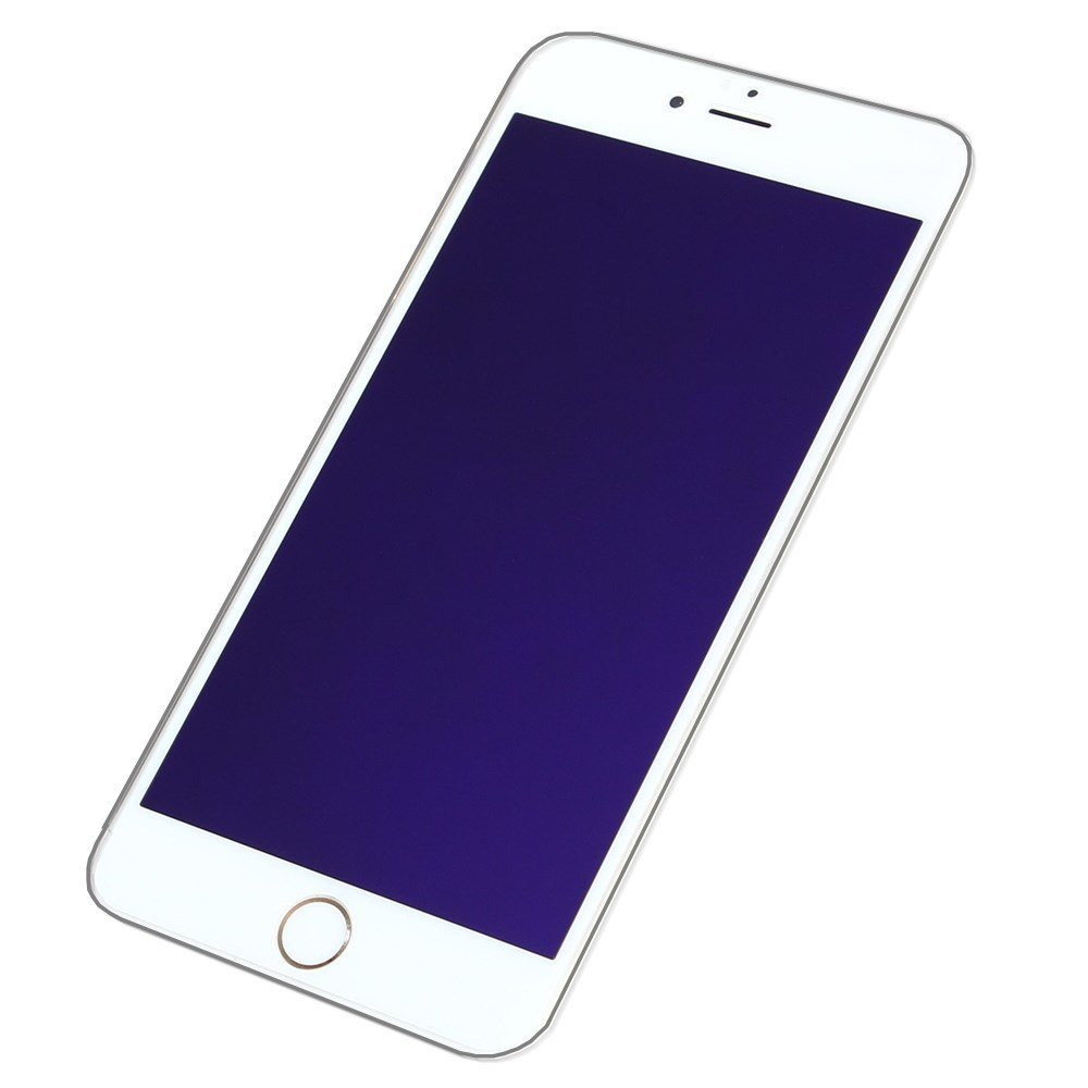 Emisoon Ballistic Glass Screen Protector for Iphone 6 / 6s Plus 5.5 with HD,Anti [Scratch][Bend][Oil][Fingerprint][Fog][UV][blue light] which provide Smooth & High Sensitivity Touch Experience, and Prevent Eye Strain