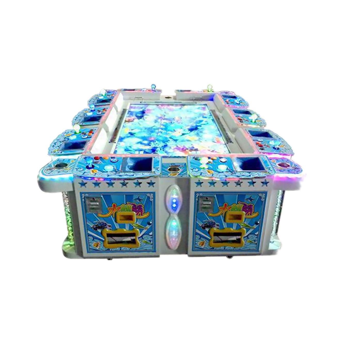 China Factory Supplier Children Park Amusement Arcade Fish