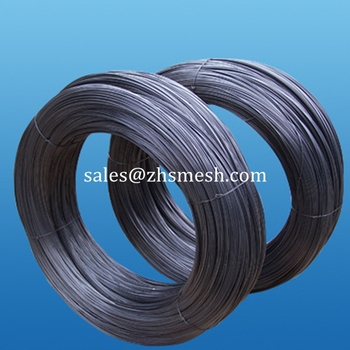 Black Annealed Wire With Q195 Raw Material