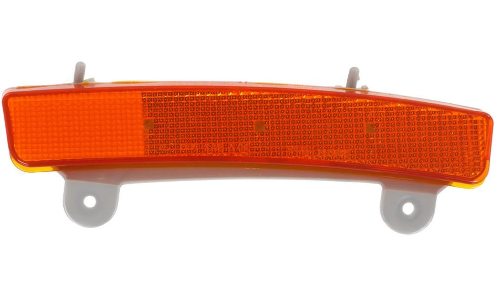Evan-Fischer EVA23972030309 Bumper Reflector Front Driver Side LH Lamp Light