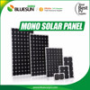 2016 Bluesun best price mono 10 watt solar panel for home