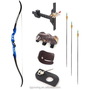 18-40 lbs recurve hunting china archery bow and arrow for sale