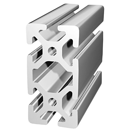 80//20 Inc T-Slot 40mm x 80mm Aluminum Extrusion 40 Series 40-4080-Lite x 915mm N