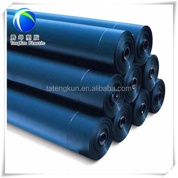 2mm Farm Manufacturing Plastic Sheeting Hdpe Blue Pond Liner
