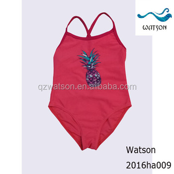 nicely girlu0027s swim wear cute one piece swimming swimwear stock  sc 1 st  Wholesale Alibaba & Nicely Girlu0027s Swim Wear Cute One Piece Swimming Swimwear Stock - Buy ...
