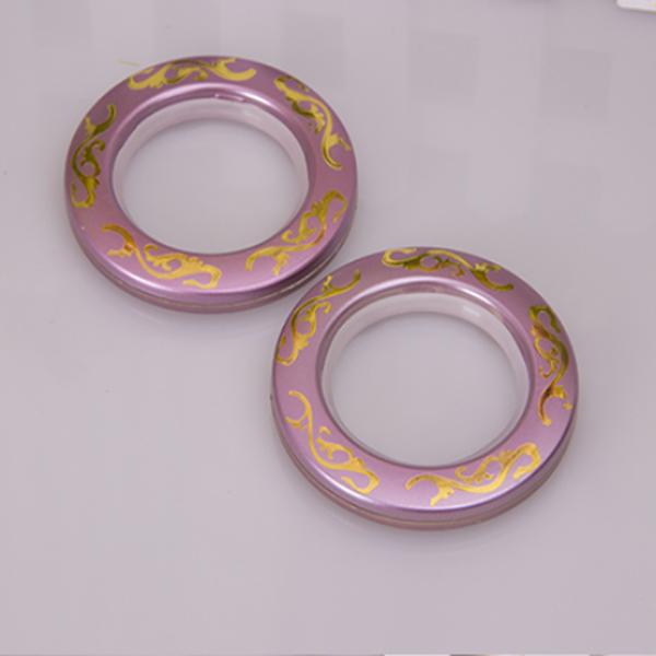 Tirai lubang untuk tirai dekorasi tirai lubang cincin