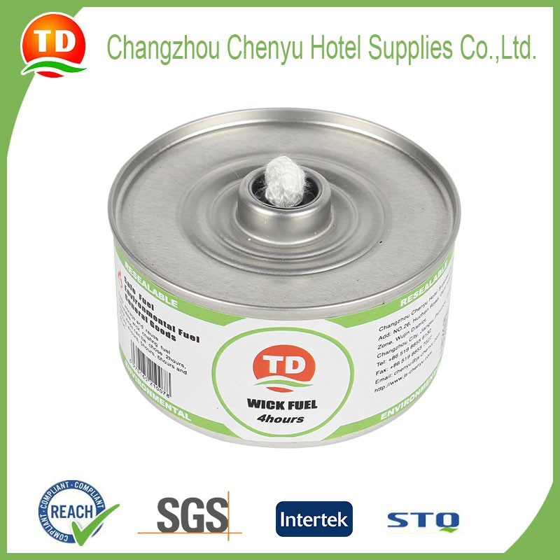100% Full Usage Chafing Dish wick Fuel / Food Warmer Fuel