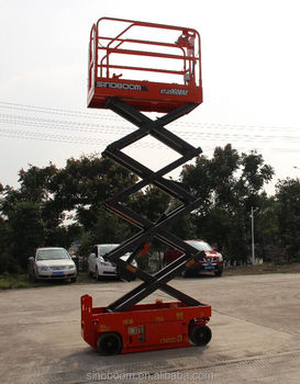 0 7 8m Small Cherry Picker For Sale Buy Cherry Picker